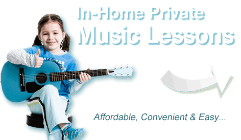 Private At Home Music Lessons